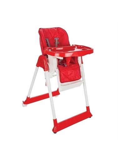 Pilsan Pilsan  Süper Mama Sandalyesi 07-517 - Pembe Kırmızı
